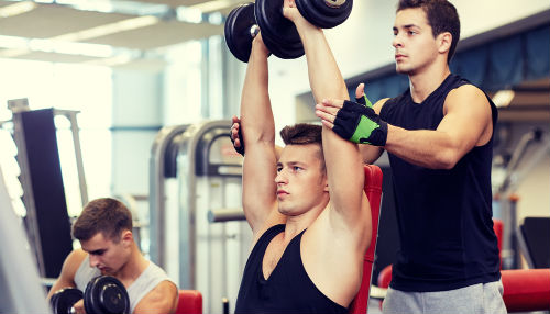 How to Safely Lift Heavy Weights