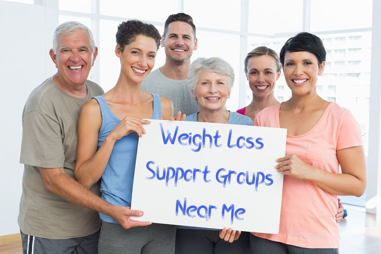 Weight Loss Support Groups Near Me