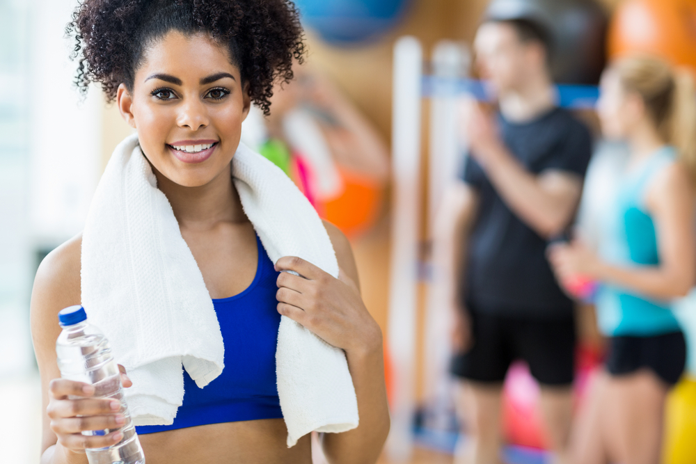 prevent dehydration during workouts
