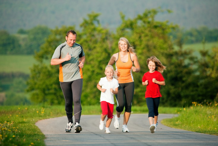 safe workouts for kids to stay in shape