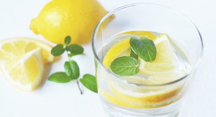 dr oz weight loss plan included lemon water