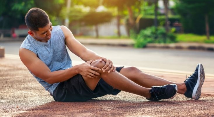 being sore after workouts could mean pushing too hard