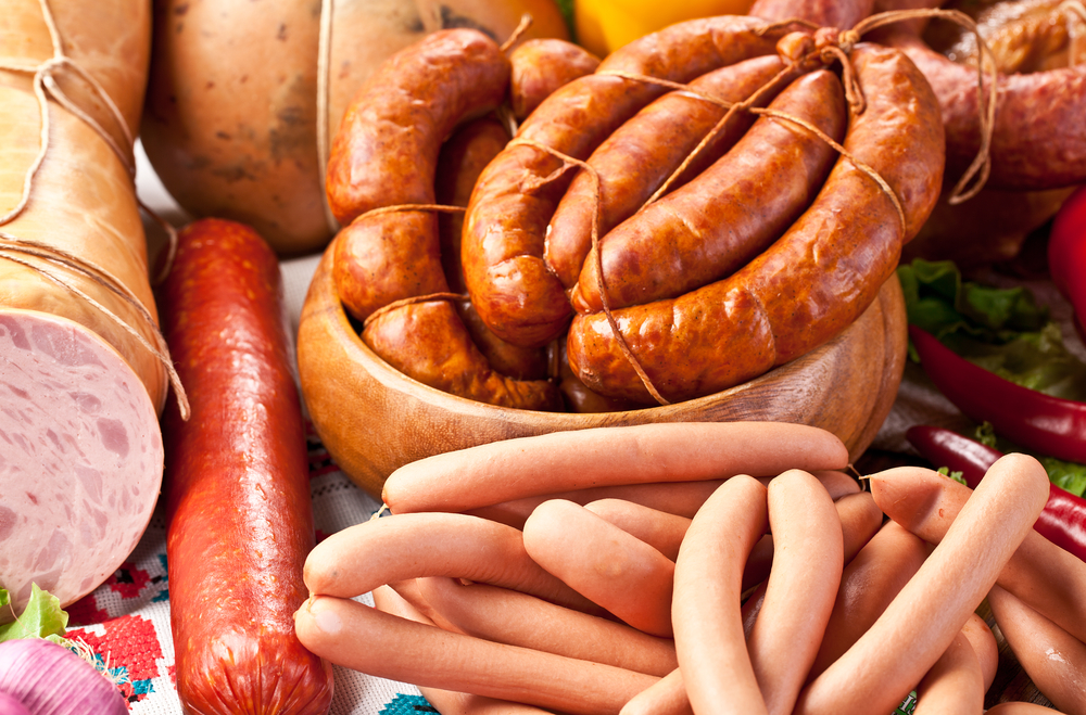 eating proteins like sausage make it hard to lose weight