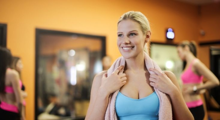 workout optimism is the key to fitness
