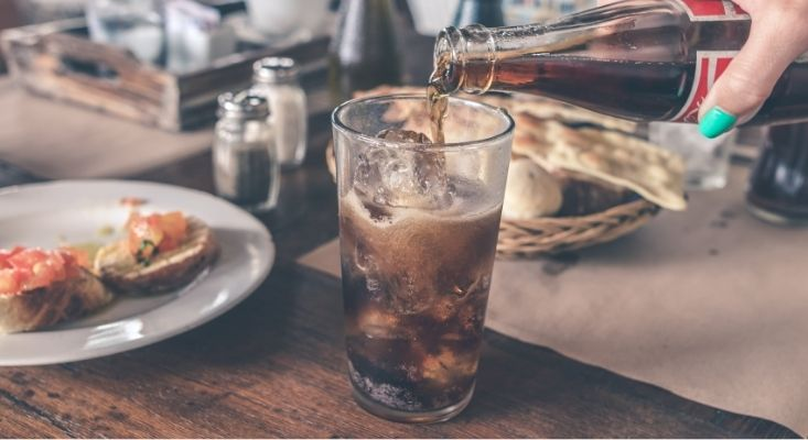 what happened when I stopped drinking soda