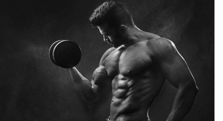 get stronger and leaner with weights too
